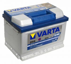 VARTA D59 Blue Dynamic