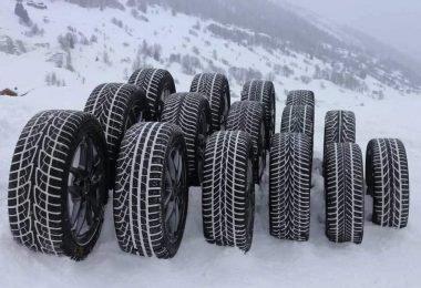 Выбор зимней резины для ВАЗ