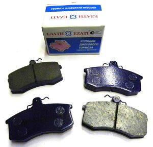 Тормозные колодки для ВАЗ - Ezati